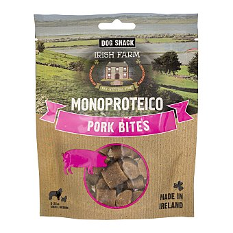 Irish farm Snack para perros Irish Farm Cerdo Bites 80 G 80 gr