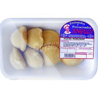 EMBUTIDOS Y PRECOCINADOS ANGULO Huevos rebozados peso aproximado Bandeja 400 g