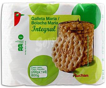 PRODUCTO ALCAMPO Galletas María integral 800 g