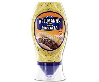 Hellmann's Salsa Mostaza a la Antigua Hellmann's 250 ml