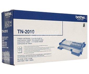 BROTHER Tóner TN2010 Negro Compatible con impresoras: HL-2130 / 2132 / 2132E / DCP-7055 / 7057 / 7057E