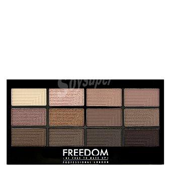 Freedom Paleta 32 Sombras de ojos Audacious 03 1 ud