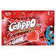 Helado sabor fresa de 105 gr Caja 5 uds Calippo Frigo
