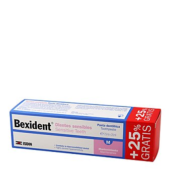 Isdin Bexident pasta de dientes sensible 75 ml