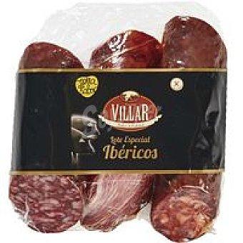 Villar Lote ibéricos cular Bandeja 825 g