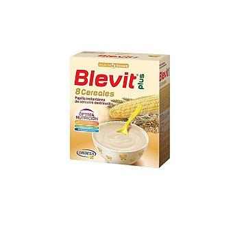 Blevit Papilla plus 8 cereales (+ 5 meses) Caja 600 g