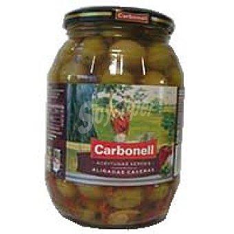 Carbonell Aceitunas aliñadas Tarro 600 g