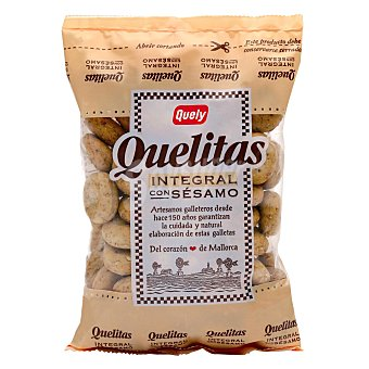 Quely Galleta integral sesamo quelita 115 g