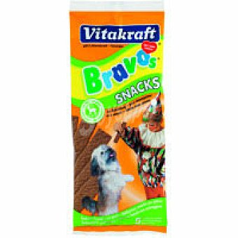 Vitakraff Bravos de carne Paquete 30 g
