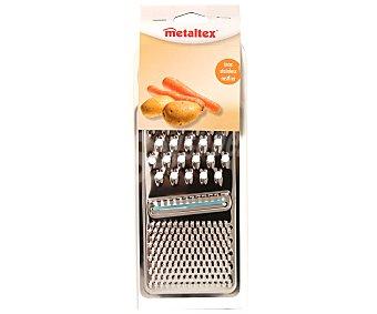 METALTEX Rallador para todo tipo de alimentos 1 Unidad