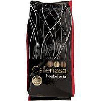 Cafenasa Café en grano mezcla Paquete 1 kg