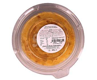 PASTELERÍA Tarta con crema de almendras sin gluten 300 gramos