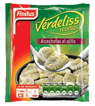 Findus Alcachofas al ajillo Verdeliss 230 g