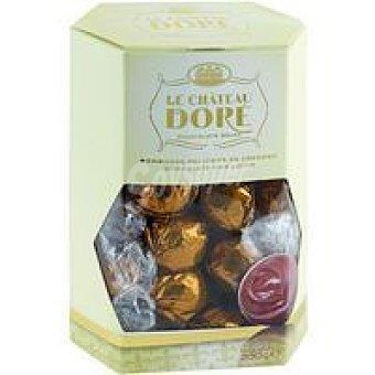 Eroski Bombones rellenos de chocolate con leche Caja 180 g