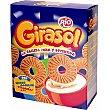 Galletas con hierro y vitaminas caja 600 g 600 g RIO Girasol