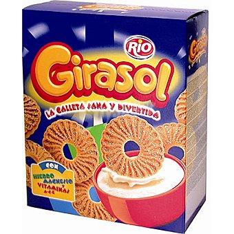 RIO Girasol Galletas con hierro y vitaminas caja 600 g 600 g