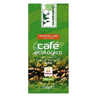 Ideas Café orgánico ecológico 250 g