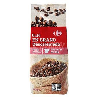 Carrefour Café en grano descafeinado 250 g