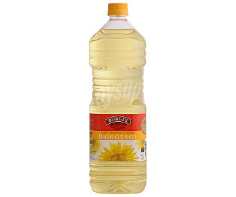 Borges Borgesol Aceite de girasol Botella 2 litros