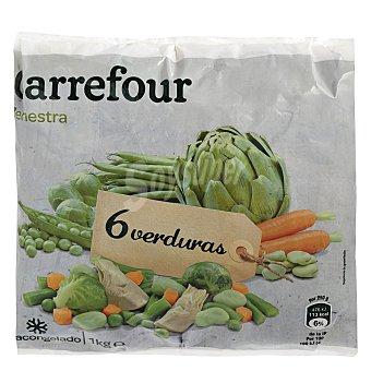 Carrefour Menestra de verduras 1 kg 1 kg
