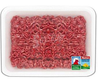 Auchan Producción Controlada Preparado de carne picada de vacuno 425 Gramos