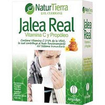 NaturTierra Jalea con propoleo Caja 10 viales