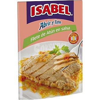 Isabel Filetes de atún en salsa Sobre de 160 g