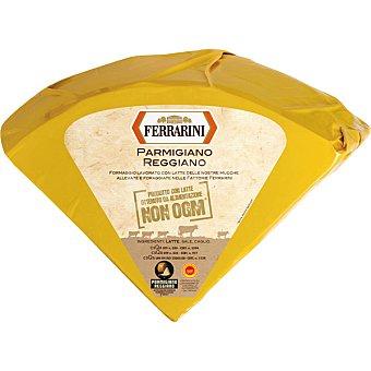 Ferrarini Queso parmigiano reggiano cuña 1 kg  100 g (pero mínimo granel)