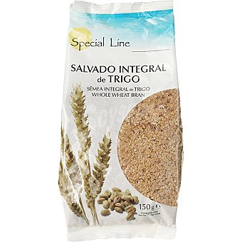 Special Line Salvado integral de trigo Bolsa 150 g