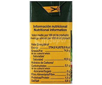 Santa Teresa Mayonesa sabor suave 125 mililitros