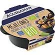 mejillón cocico ecológico bandeja 400 g Angulas Aguinaga