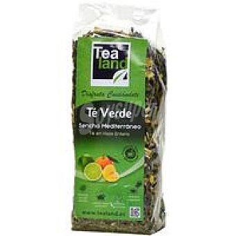 TEALAND Té verde sencha mediterraneo bolsa 100 g