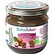 Crema para untar de chocolate y avellanas con edulcorante Envase 220 g Dieta Dunkan