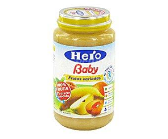 Hero Baby Tarrito de frutas variadas 235 gramos