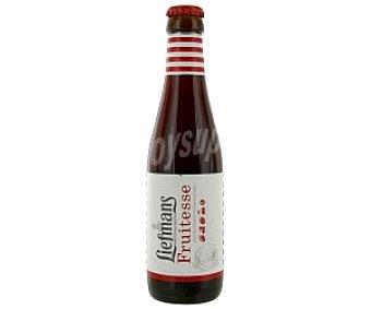 LIEFMANS Cerveza de frutas del bosque Botella de 25 centilitros