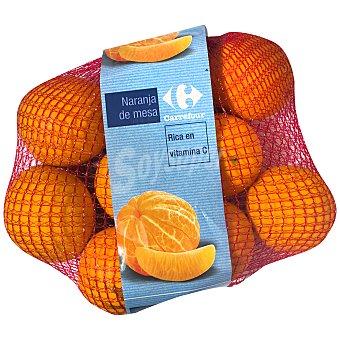 Carrefour Naranja de mesa Malla de 2 kg