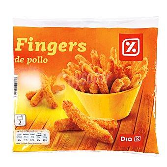 DIA Fingers de pollo Bolsa 400 gr