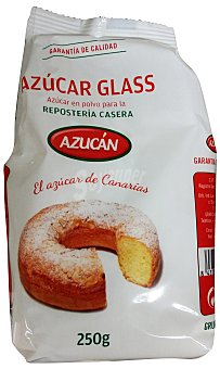AZUCAN Azucar glass Paquete 250 g