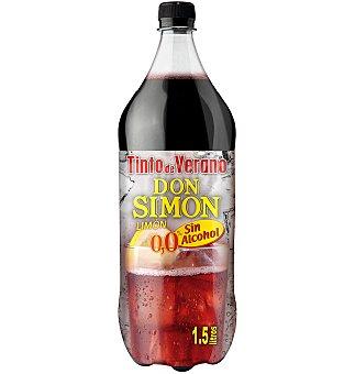 TINTO DE VERANO DON SI Tinto ver. d.simon s/alc. limon 1.5 l