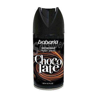 Babaria Desodorante chocolate 150 ml