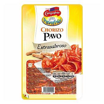 Campofrío Chorizo de pavo en lonchas 100 g
