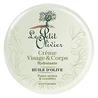 Le Petit Olivier Crema para rostro y cuerpo con aceite de oliva 125 ml