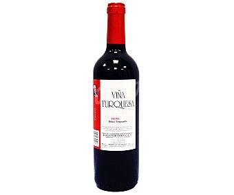 Viña Turquesa Vino tinto Botella de 75 Centilitros