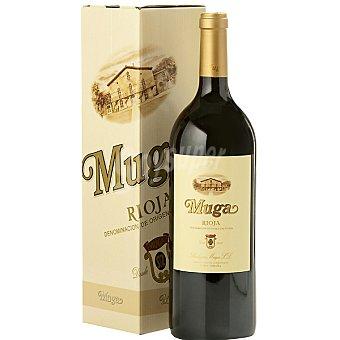 MUGA vino tinto crianza D.O. Rioja magnum  1,5 l