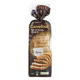 Carrefour Pan integral 600 g. 600 g