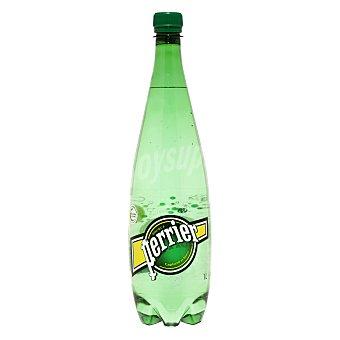 Perrier Agua mineral con gas Botella 1 l