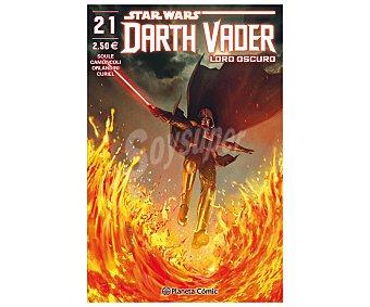 Planeta Star Wars Darth Vader lord oscuro Nº 21, soule & camuncoli. Género cómics. Editorial Planeta.