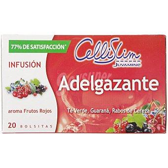Cellislim te adelgazante frutos rojos Estuche 20 uds