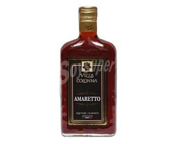 VILLA COLONNA Licor Amaretto Botella de 70 Centilitros