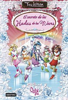 Tea Stilton Libro El secreto de las hadas de las nieves 1 ud